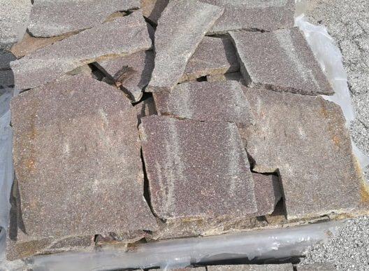 Offerta mosaico o palladiana in porfidi per pavimenti o rivestimenti spessore cm. 1,5/3